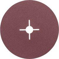 Bosch 180mm R44 Metal Sanding Disc 180mm 100g Pack of 1