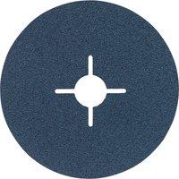 Bosch Blue Metal Fibre Sanding Disc 125mm 80g Pack of 1