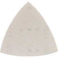 Bosch M480 Quick Fit Net Delta Sanding Sheets for Paint and Wood 93mm x 93mm 220g Pack of 5