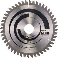 Bosch Multi Material Cutting Saw Blade 180mm 48T 30mm
