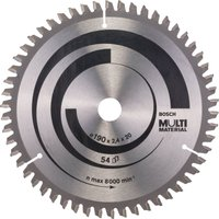 Bosch Multi Material Cutting Saw Blade 190mm 54T 20mm