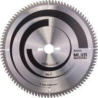 Bosch Multi Material Cutting Saw Blade 300mm 96T 30mm