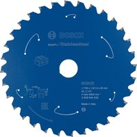 Bosch Expert Cordless Circular Saw Blade for Stainless Steel 150mm 32T 20mm
