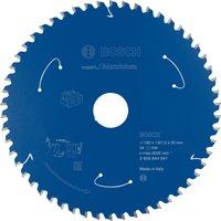 Bosch Expert Cordless Circular Saw Blade for Aluminium 190mm 54T 30mm