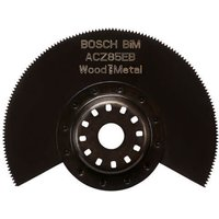 Bosch Multi Tool ACZ EB BIM 85mm Wood & Metal Saw Blade Pack of 1
