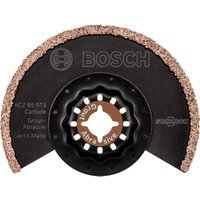 Bosch ACZ 85 RT3 Grout and Masonry Oscillating Multi Tool Segment Saw Blade 85mm Pack of 1