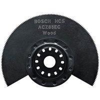 Bosch Multi Tool ACZ EC HCS 85mm Wood Saw Blade Pack of 1