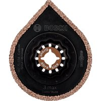 Bosch AVZ RT4 Abrasive and Grout Oscillating Multi Tool Removal Blade 70mm Pack of 1