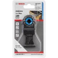 Bosch Multi Tool AIZ AT Carbide 32mm Plunge Cut Metal Saw Blade Pack of 1