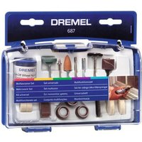 Dremel 52 Piece Multi Purpose Rotary Multi Tool Accessory Set