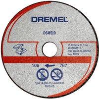 Dremel DSM510 Metal Cutting Wheel for DSM20 77mm Pack of 3