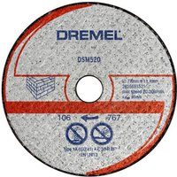 Dremel DSM520 Masonry Cutting Wheel for DSM20 Saw Max