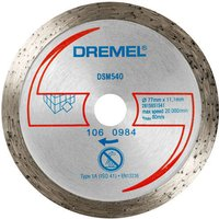 Dremel DSM540 Diamond Blade for DSM20 Circular Saw