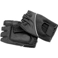 Draper Expert Fingerless Gloves Grey L