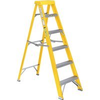 Draper Expert Fibreglass Step Ladder 5