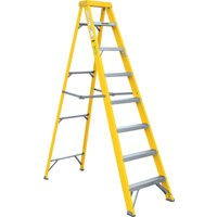 Draper Expert Fibreglass Step Ladder 7