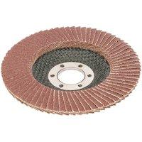 Draper Aluminium Oxide Flap Disc 115mm 40g