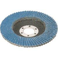 Draper Zirconium Oxide Flap Disc 125mm 60g