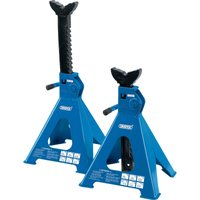 Draper Ratchet Axle Stands 3 Tonne
