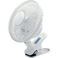 Draper Clip On Mini Fan 6