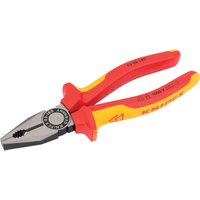 Knipex Insulated Combination Pliers 180mm