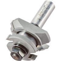 Trend Matchlining Bearing Guided Router Cutter Set 47mm 11mm 1 2