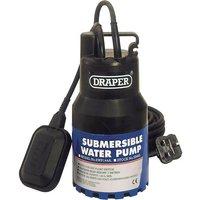 Draper SWP144A Submersible Clean Water Pump 240v