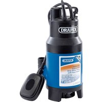 Draper SWP235ADW Submersible Dirty Water Pump 240v