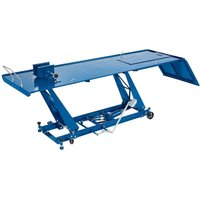 Draper Hydraulic Motorcycle Lift 450Kg