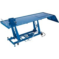 Draper Pneumatic Hydraulic Motorcycle Lift 450Kg