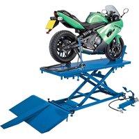 Draper Pneumatic Hydraulic Motorcycle ATV Small Garden Machinery Lift 680kg