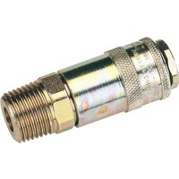 Draper PCL Airflow Coupling Tapered Male Thread 1/2