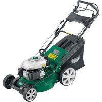 Draper LMP480 3 in 1 Self Propelled Petrol Lawn Mower 460mm