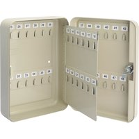 Draper 48 Hook Key Cabinet Safe