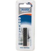 Draper Expert HSS Drill Bit 2 5mm Pack of 10