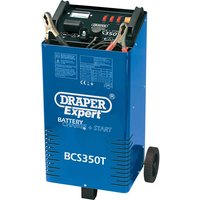 Draper BCS350T Vehicle Battery Starter & Charger 12v or 24v