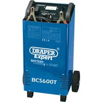 Draper BCS600T Vehicle Battery Starter & Charger 12v or 24v