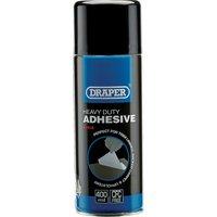 Draper Heavy Duty Adhesive Spray 400ml