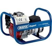 Draper Expert PG2700R Petrol Generator Honda Engine 2.7Kva