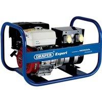 Draper Expert PG5000R Petrol Generator Honda Engine 5.0Kva