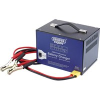 Draper Expert BC15ACO Constant Output Automotive Battery Charger 12v