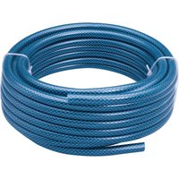 "Draper Garden Hose Pipe 1/2"" / 12.5mm 15m Blue"
