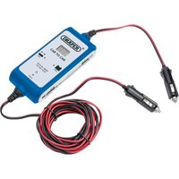 Draper Vehicle to Vehicle Battery Booster 12v