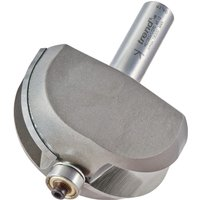 Trend Cove Bearing Guided Router Cutter 63 5mm 25 4mm 1 2