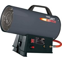 Draper PSH10C Jet Force Propane Space Heater