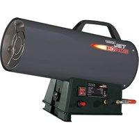 Draper PSH15C Jet Force Propane Space Heater