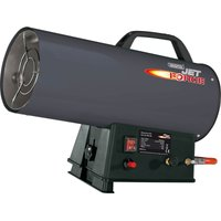 Draper PSH15C Jet Force Propane Space Heater