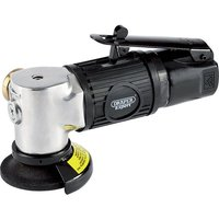 Draper Expert 5225PRO Compact Air Angle Grinder Kit