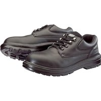 Draper Mens Safety Shoes Black Size 8