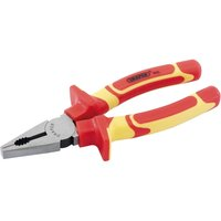Draper VDE Insulated Combination Pliers 180mm